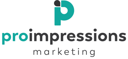 Pro Impressions Marketing Logo