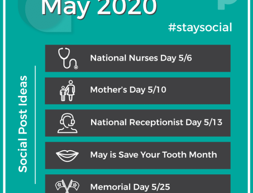 How to #staysocial in May