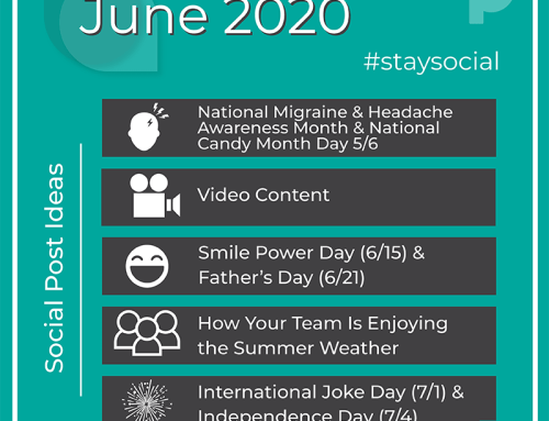 How to #staysocial in June