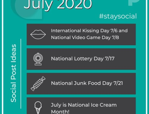 How to #StaySocial in July