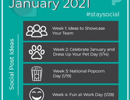 How to #StaySocial in January 2021