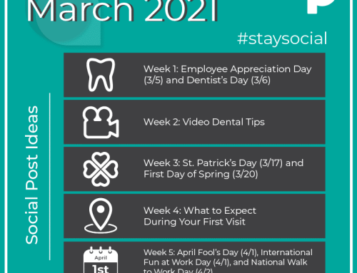 How to #StaySocial in March 2021