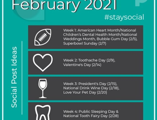 How to #StaySocial in February 2021