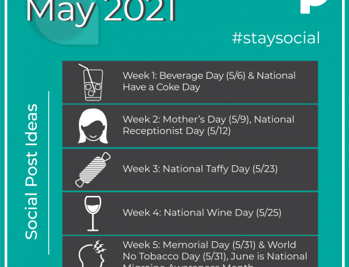 How to #StaySocial in May 2021