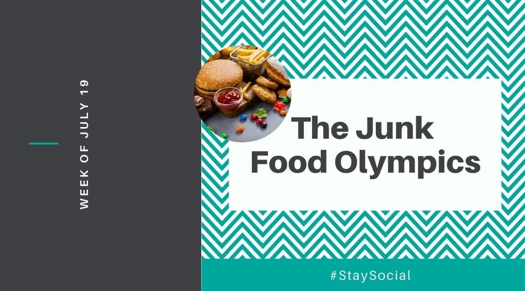 Junk Food Olympics